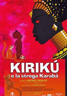 Kiriku e la strega Karaba FILM COMPLETO ITALIANO ITA | Film YouTube Ita