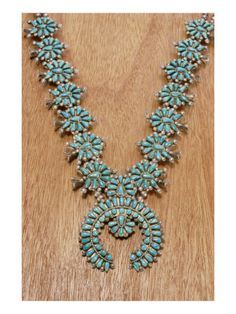Navaho necklace beautiful DESIGN...REMINDS ME OF THE ONE MY MOTHER HAD