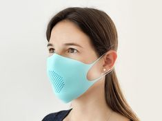 Buy a Reusable Silicone Face Mask at The Grommet®