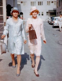 Tony and Jack - Some Like it Hot - 1959