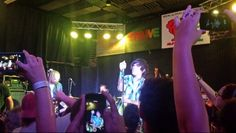 Framing Hanley playing their last show in Florida