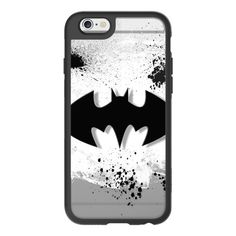 Batman - iPhone 6s Case,iPhone 6 Case,iPhone 6s Plus Case,iPhone 6... ($40) ❤ liked on Polyvore featuring accessories, tech accessories, phone cases, phone, batman, electronics, iphone case, clear iphone cases, iphone cases and iphone hard case