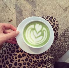 matcha latte stockholm