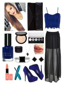 """""""Formal or Prom"""" by tfaith-1 ❤ liked on Polyvore featuring Marc by Marc Jacobs, BERRICLE, Yvel, Oasis, L.A. Colors, NYX, Bobbi Brown Cosmetics and Monique Péan"""