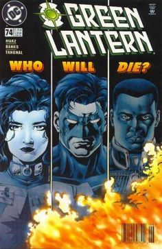 Green Lantern (Volume) - Comic Vine
