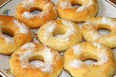 Recepty - Strana 27 z 44 - Vychytávkov Czech Recipes, Russian Recipes, Beignets, Czech Desserts, Batter Recipe, Bread Rolls, Sweet Recipes, Nutella, Bakery