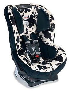 cow car seat!!!