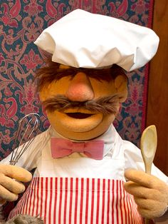 The Best of the Swedish Chef=Happiness