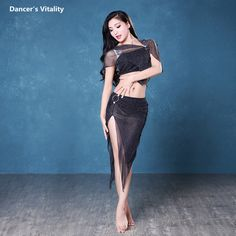 98a8ac748 Women Professional Belly Dance Clothes Girls And Belly Dance Skirt Style  Latin Dance Top Women Belly Dance Match Clothes