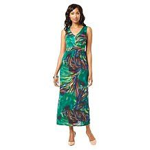 Antthony Rhea Knit Maxi Dress and Jacket Set