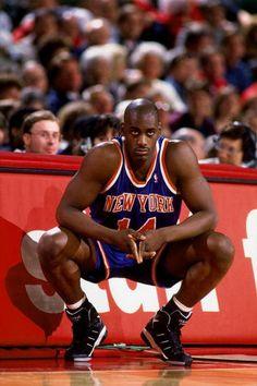 Anthony Mason. New York Knicks.