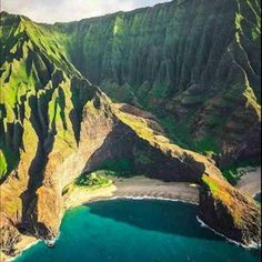 Napali coast-Kavai-Hawaii