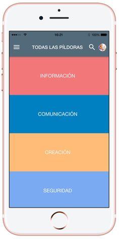 Edupills, la app de micro formación de Aprende INTEF | Blog de INTEF