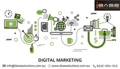 iBase is the best digital marketing agency in Sydney that focuses on all digital marketing solutions. From SEO to paid activities we offer complete marketing solutions to get on the top and improve sales. Digital Marketing Channels, Digital Marketing Strategy, Digital Marketing Services, Content Marketing, Internet Marketing, What Is Seo, What Is Digital, Best Seo Services, Best Seo Company
