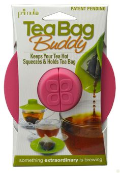 Honeysuckle Tea Bag Buddy by Primula - $7.99