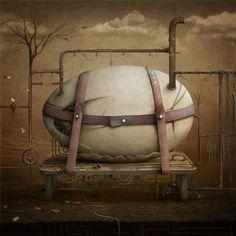 Egg   by  Larissa  Kulik
