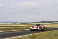 Graham Hill - 1964 Reims (France) - #Ferrari 250 LM pic.twitter.com/sERXaXjxRD