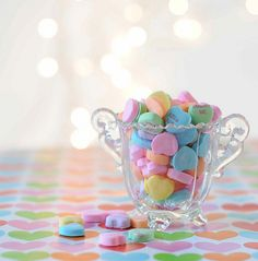 Vintage candies