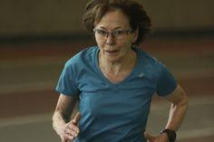 Elle s'appelle Alice et porte bien son nom. Elle détient le record du monde au 400 mètres à la course et elle a le sentiment, chaque fois qu'elle repousse ses limites...