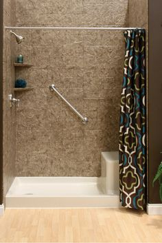 Walk In Shower Tub Combo Bath Pinterest Shower Tub