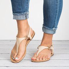 Marie Thong Sandals