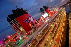Disney Cruises - love 2 do with the kids :)