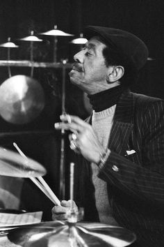 philly joe jones | Philly Joe Jones Pictures | Famous Drummers