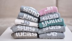 Jerseys personalizados para niños