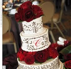 red lace cake - Google Search