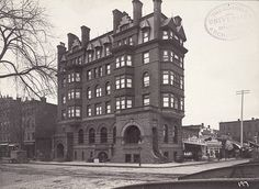 Mount Morris Bank, New York City - A. D. White Architectural Photographs, Cornell University Library