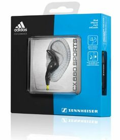 Amazon.com: Sennheiser CX 680 Earfin Sports Earbuds (Discontinued by Manufacturer): Electronics