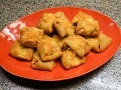 Sloppy Joe Pockets Recipe : Patricia Heaton : Food Network