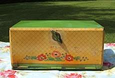 Bread Can England イギリスアンティークブレッドビンHANDIWARE インテリア 雑貨 家具 Antique ¥19600yen 〆06月09日
