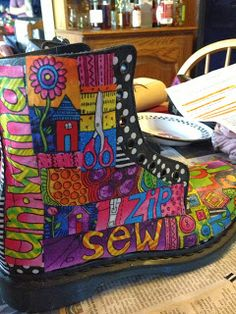 Twisted Sister: The Shoes, The Shoes!