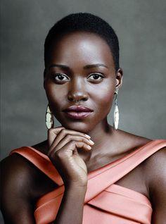 Lupita Nyong'o by Christian MacDonald