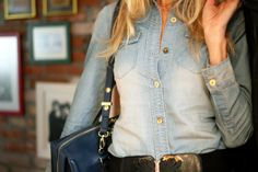 Total Blue Jeans - Blog My Little Way