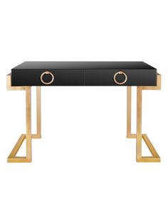 Maia 2-Drawer Desk by Safavieh Couture at Gilt