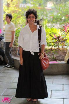 A Lais Sobreiro é dessas que é pau pra toda obra! Estudante de comunicação + música + moda http://www.quartodamoda.net/?p=8932