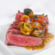 Tagliata for Two by Nigella Lawson  http://beta.abc.go.com/shows/the-chew/recipes/Tagliata-Two-Nigella-Lawson