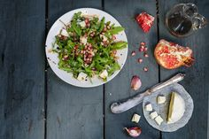"Explore flavors from the ""Blue Zones"" in a fresh summer salad with our pomegranate vinaigrette dressing  influenced by traditional foods from Sardinia, Italy. This dressing is great for salads with fruit as well. Related Posts Pomegranate and Grilled Peach DessertFire up the grill! It's summertime and the barbecue invitations are rolling in. Use your… Thai …"