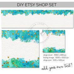 aaf3d8ffe186c 38 Best premade etsy shop set images | Shop icon, Avatar, Banner