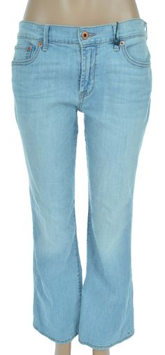 Lucky Brand Womens Ankle Bootcut Jeans Size 30 Sweet N Low NWT $99.00 #LuckyBrand #BootCut