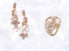 chaumet hortensia collection - Google Search