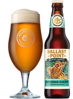 Unfiltered Sculpin | Ballast Point