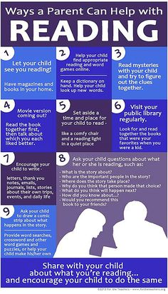 Parents: help prevent summer learning loss with these reading comprehension activities.