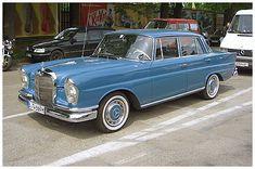 #Mercedes-Benz, Heckflosse #Pkw nach 1945 #oldtimer #youngtimer http://www.oldtimer.net/bildergalerie/mercedes-benz-pkw-nach-1945/heckflosse/1479-01a-100699.html