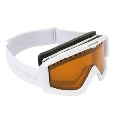 Bogner Snow Goggles Polarized White | Mens & Womens Bogner Goggles