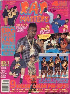 Rap Masters (January 1990)
