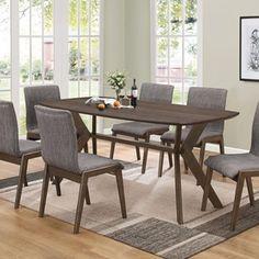 McBride+Retro+Dining+Room+Table