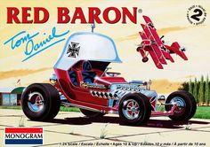 red baron monogram
